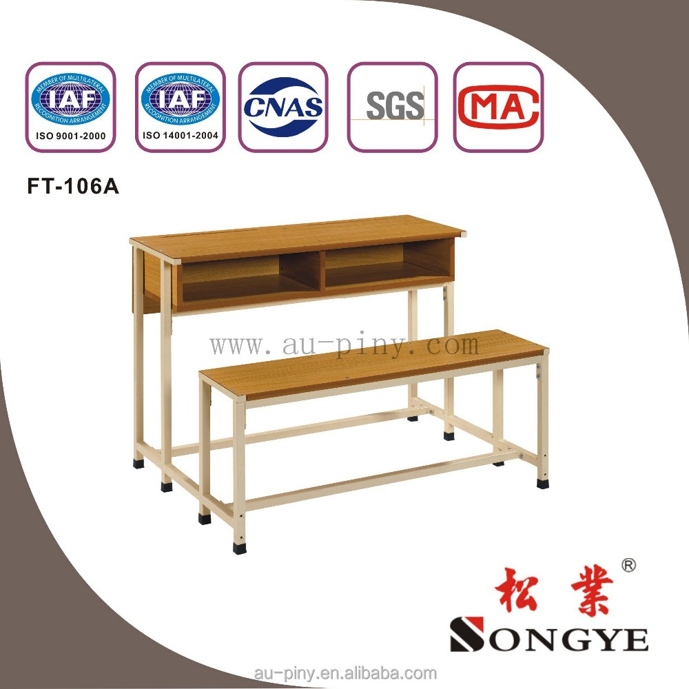 Classroom table and chair cheap student desk and chair for Affordable furniture for college students
