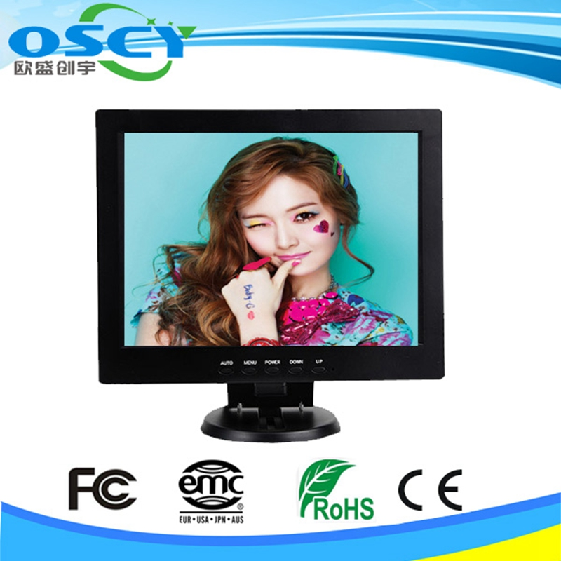 "12"" inch touch screen monitor /screen pc monitor for KTV/ Home karaoke system"