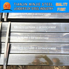 astm a500 hollow rectangular steel tube, gi rectangular hollow section weight