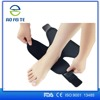Compression foot sleeve sports adjustable Ankle Support