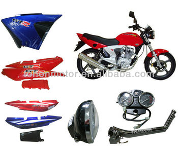 Motorcycle Spare Parts China, GT150R, High Quality
