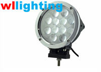 Cree 60W Led Driving Lights Round 7 Inch For Off Road