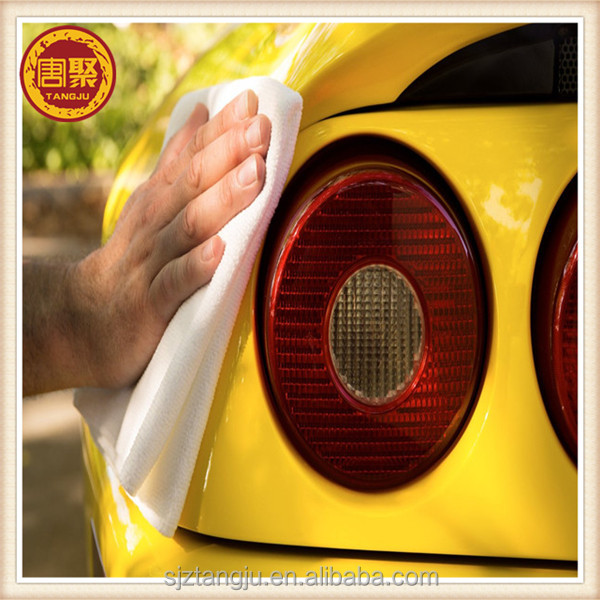 High quality 40*40cm quick-dry car wash towel / Car Cleaning Cloth / microfiber towel car wash