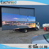 P10 LED Mobile Billboard Screen Trailer for Outdoor Advertising Activities Events