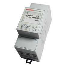 M-bus Single Phase Smart Meter 80A <strong>Max</strong>. CE approved Multi functions