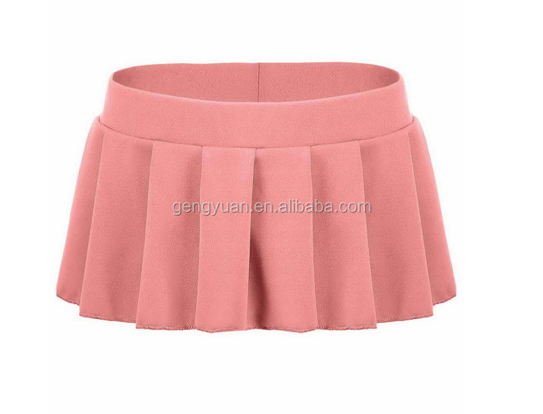 2018 Micro Skirt Summer Short Skirts Of Black White