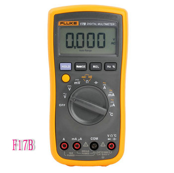 FLUKE17B Digital Multimeter With Frequency And Duty Ration Function
