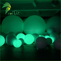 Beautiful PVC Cheap LED Party Crowd Ball / Customized Helium Balloon Advertising With Light Inside