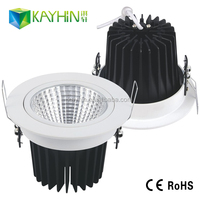 Made in china wholesale dining room light hotel light school lighting 10W led downlight