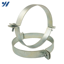 Metal Galvanized pipe clamp types,wall mount pipe clamp,clamp