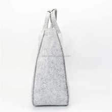 New Style Wholesale Cheap Factory Designer hand bags Cheap Shopping Felt Bag With Tote