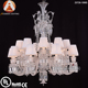 18 Light Baccarat Style Crystal Chandelier