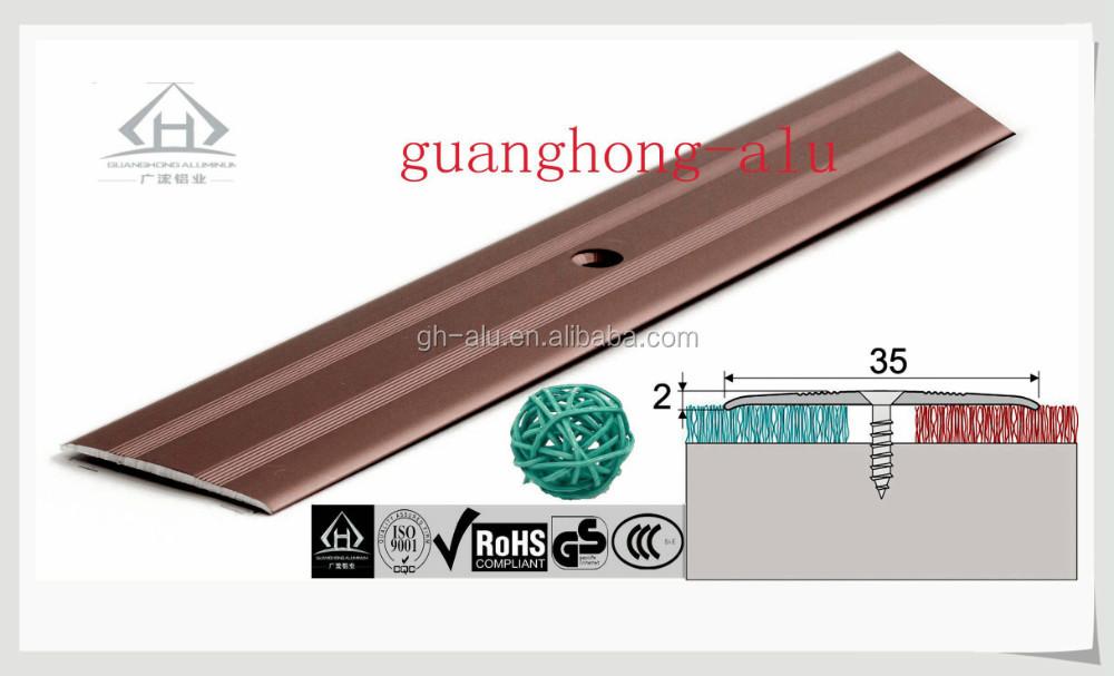 Aluminum Edge Protection : Ceramic wall tile edge protection aluminum anodized trim