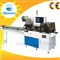 Stainless steel granola bar packing machinery