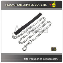 Taiwan Chain Lead With Nylon Handle Dog Lead