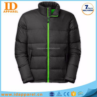 custom versity woman jacket no ninimum , hot sale down jacket factory
