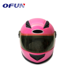 OFUN Wholesale Multi Color Flip Up Safety Full Face Motorcycle Helmet