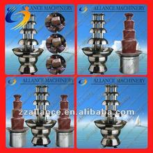 double towers 4 tiers party chocolate fountain
