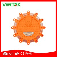 excellent after-sales service energy saving plastic portable traffic light,led traffic light,traffic warning light