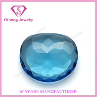 2015 AAA Fashion Loose Glass Gemstone Blue Sapphire Stones Names Price