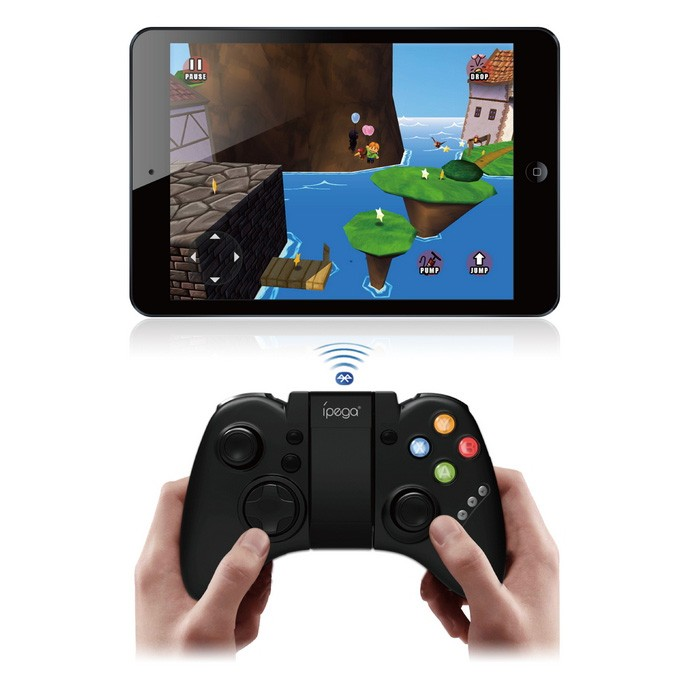 PG-9021 For Ipad 2 Wholesale With Bluetooth Wireless Game Controller
