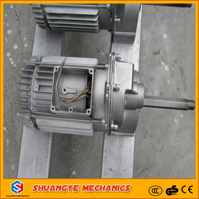 wholesale small electric hoist for mine 12V electric hoist