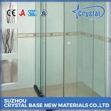 Top Supplier Advanced Packaging Color Tempered Glass Shower Room