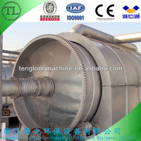 plastic recycling machine for waste to oil/diesel