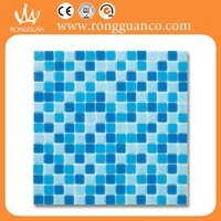 Glass mosaic tile, Mixture Series