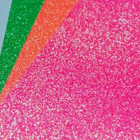 free sample available colorful craft shiny glitter paper cardstock