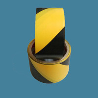 China Supply Detection Pvc Floor Line Marking Tape for Road and police