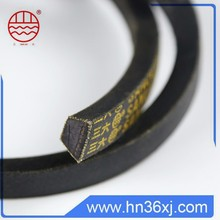 China supplier long service life adjustable high reliability v belt for pulley