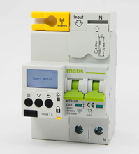 Matismart AIoT MT61-GP Wifi GPRS 2G 3G RS485 Communication Energy <strong>Meter</strong> For Home Or Industry