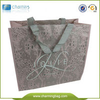 Recyclable Customized Tesco PP Woven Shopping Bag