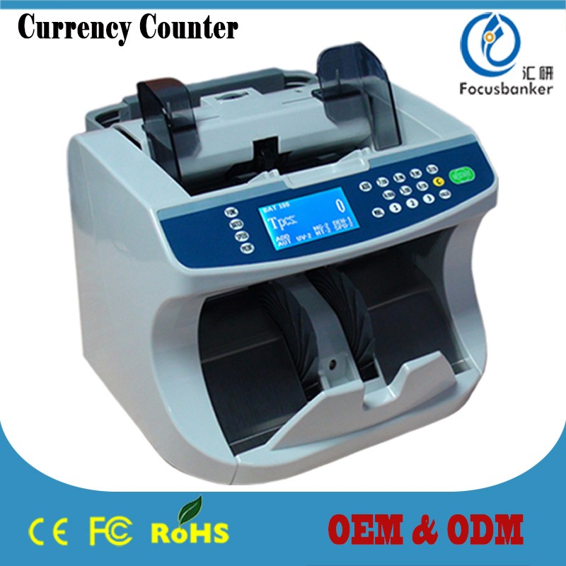 (Suitable for New Zealand Dollar)Smart Bill Counter/Accurate Banknote Counter/Intelligent Money Counter FB-520