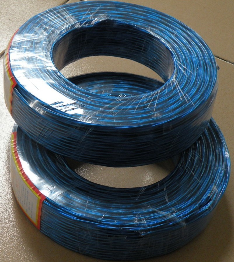 2015 hot selling telephone cable copper pet tape pe sheath Local Communication Cable 2 pair telephone cable 0.5mm