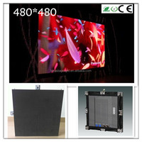Christmas P2 P3 P4 P5 P6 P7 meeting room indoor full color led screen/ P4 indoor large led screen panel , video wall led display