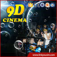 dynamic 4D Theate 5d cinema 7d interactive cinema and 9d vr simulator