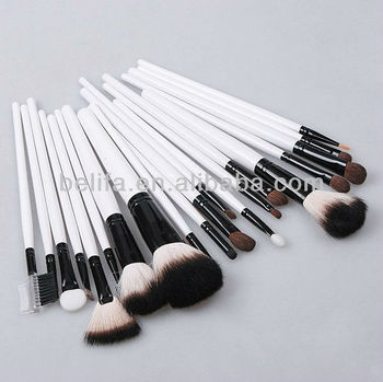 20pcs white makeup brush set china china manufacturer made in china 2013 new products cosmetic