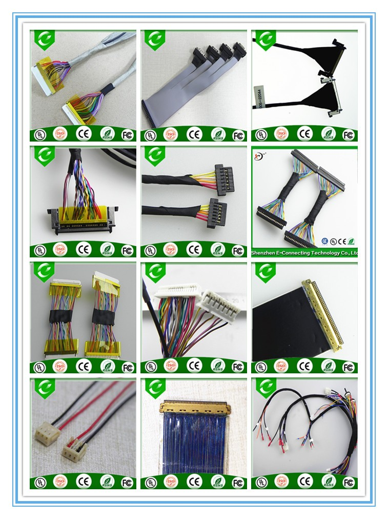 LM270WQ1 LCD display lvds cable assembly