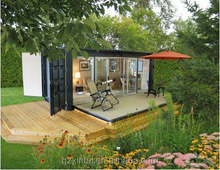2016 the latest design luxury 40ft prefab shipping container homes for sale