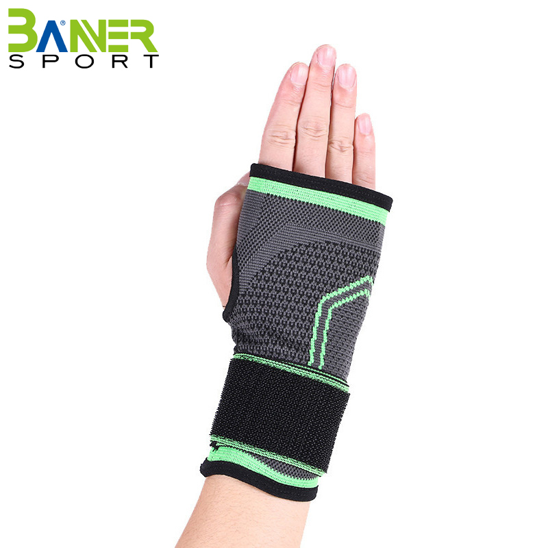 High elastic bandage hand wrist palm strap supports weightlifting crossfit wristband wrist wrap fitness protector