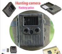 12MP Solar IR Digital Game Hunting Camera for Security Surveillance with 940nm Night Vision HT002LIM