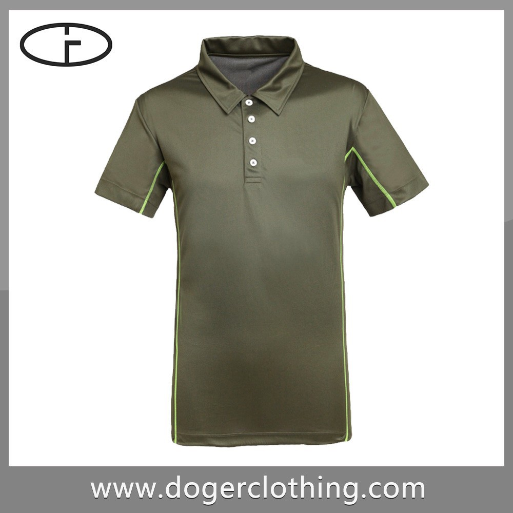 Golden supplier wholesale for golf dry fit polo shirt for Custom dry fit shirts