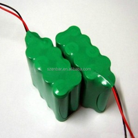 AA size 12v 2000mah rechargeable NiMH battery pack for electricity materials