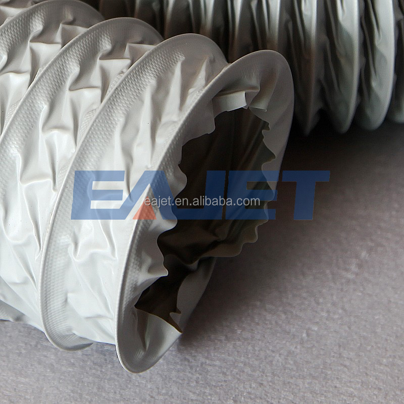 ventilation pvc flexible exhaust duct hose