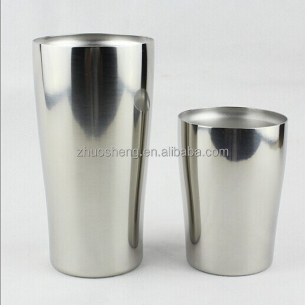 2015 hotsell 250ml 9oz Stainless Steel Travel Mug,Double Wall Stainless Steel tumbler