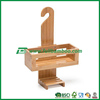 Fuboo--Bamboo wall mount soap dish soap holder