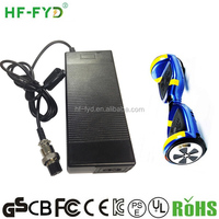 42V LI-ION battery charger for balance electric scooter