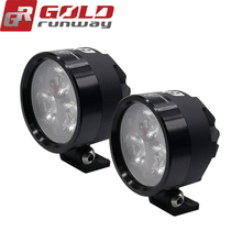 Goldrunway exp3 18w auxiliary motorcycle led lights for R1200RT LC